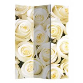 "Ширма ""Белые розы"""