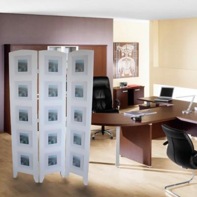Ширма Фотолайт в офисе